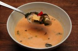 Tom Kha-Yum soup