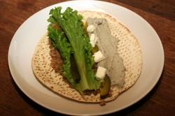 Mjadra sandwich