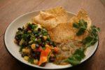 corn bean salad