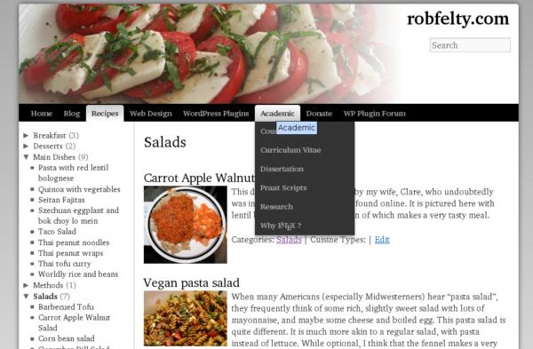 robfelty.com 2.0